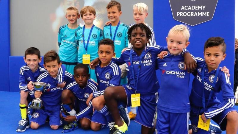 Chelsea FC Futsal Foundation Academy