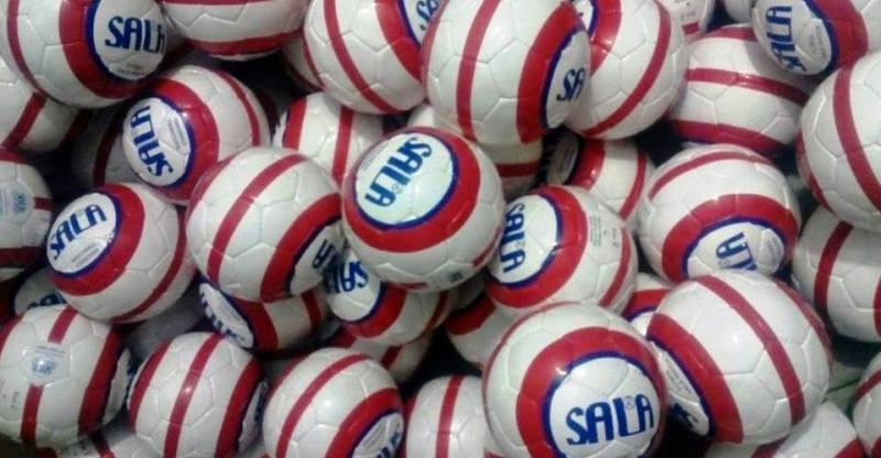Manchester Futsal buy balls Sala Soccer Schools